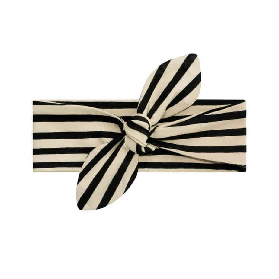 Your wishes headband stripes nude