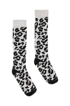 Quapi socks April leopard