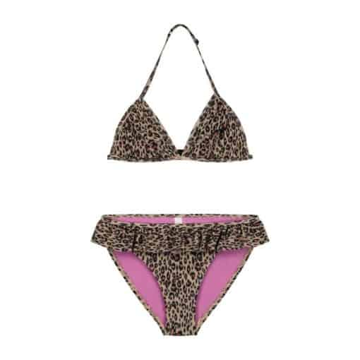 Shiwi bikini Leopard pink