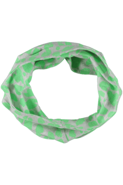 4president-scarf-nel-pastel green