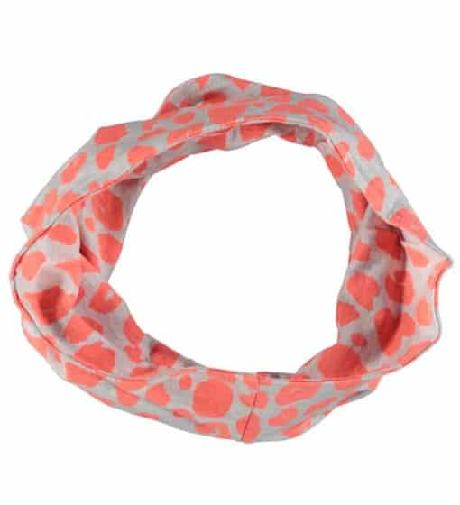 4President scarf Nel coral