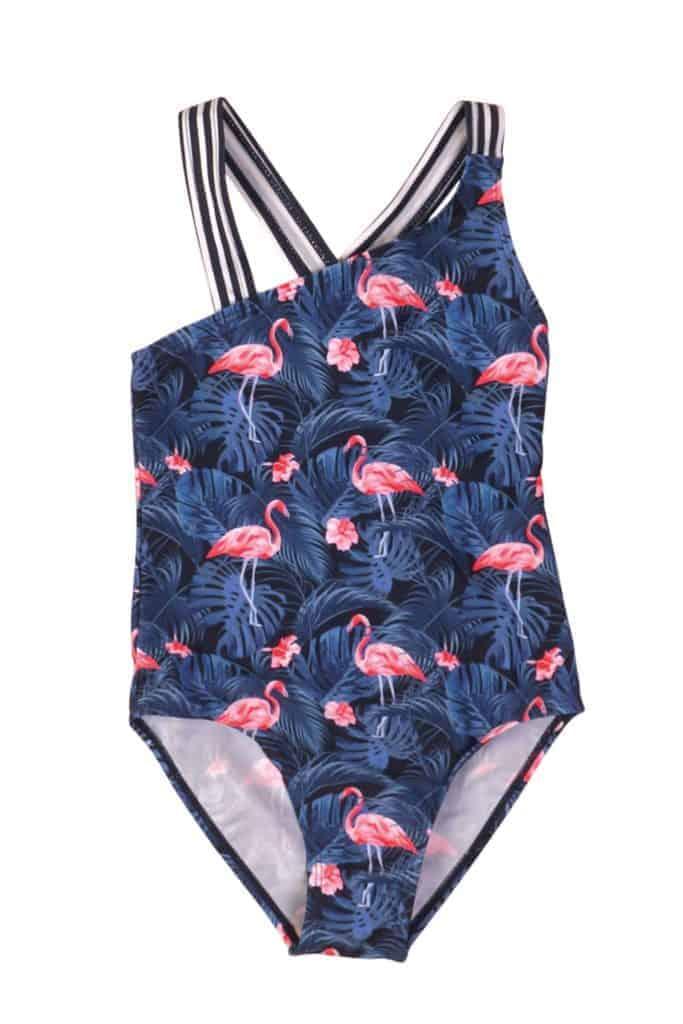 DJ Dutchjeans swimsuit Flamingo