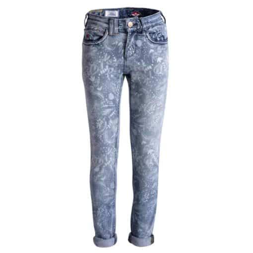 Blue Barn jeans Katy flower