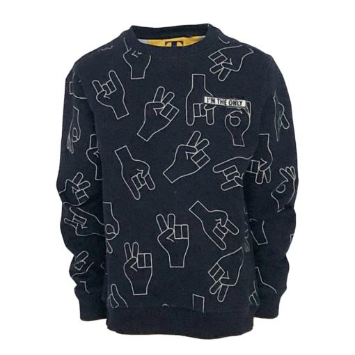 Topitm MisterT sweater Tijl