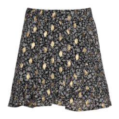 Kiestone skirt gold flower