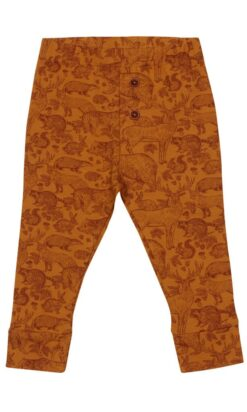 Kids-Up pants oker