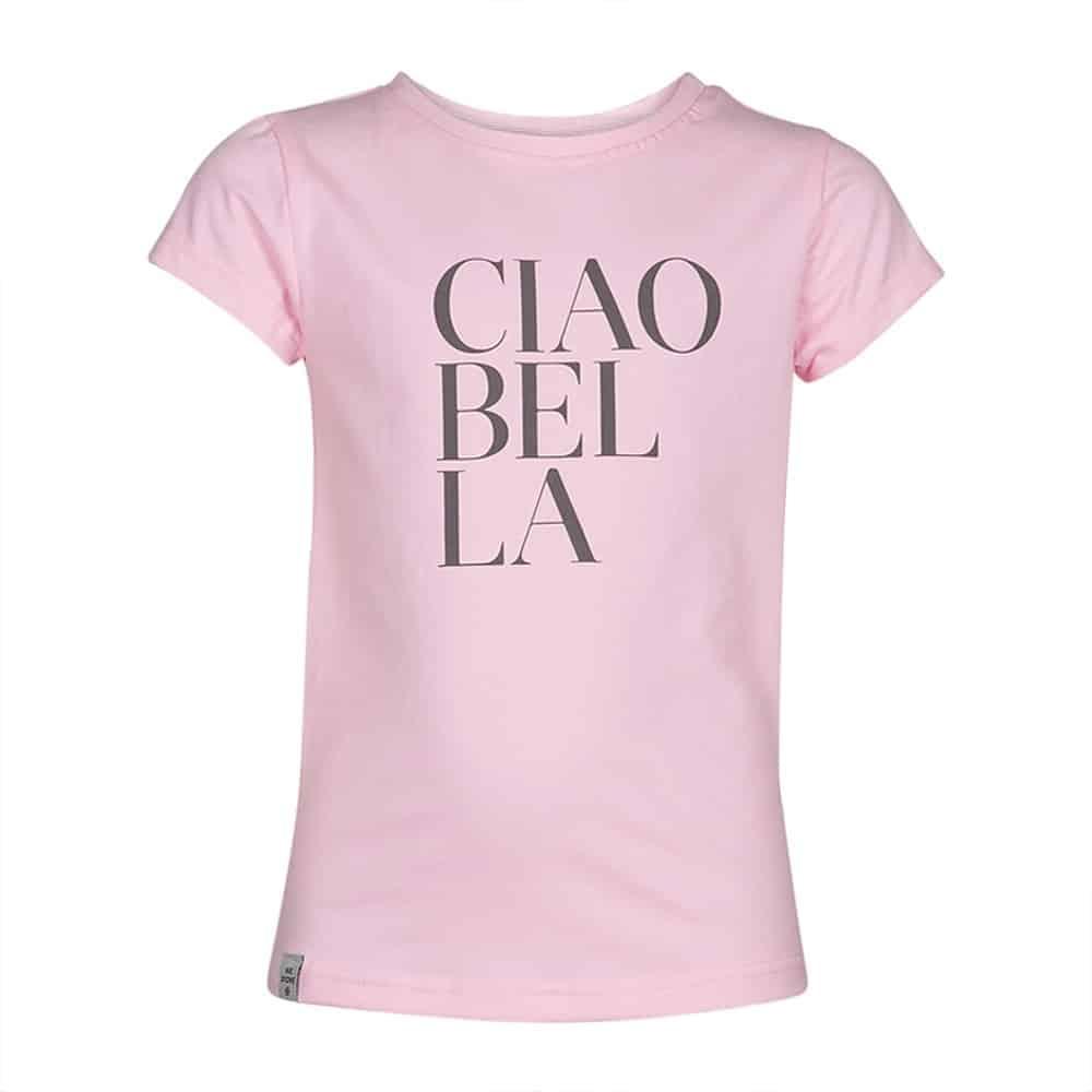 Kiezeltje shirt soft pink