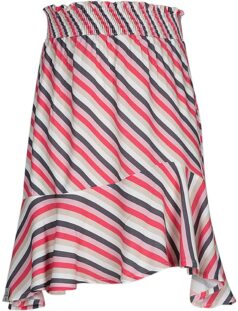 Kiestone skirt colour stripe