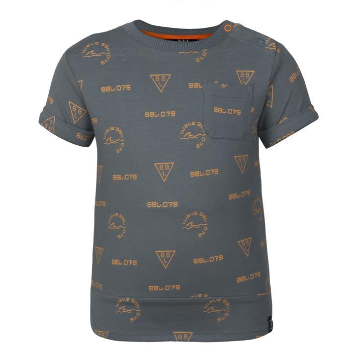 Beebielove shirt allover print