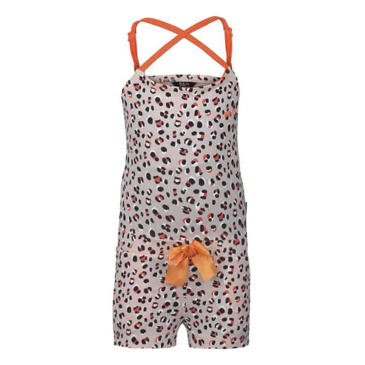 Beebielove jumpsuit panterprint