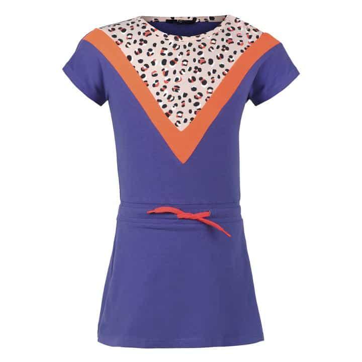 Beebielove dress colourblock