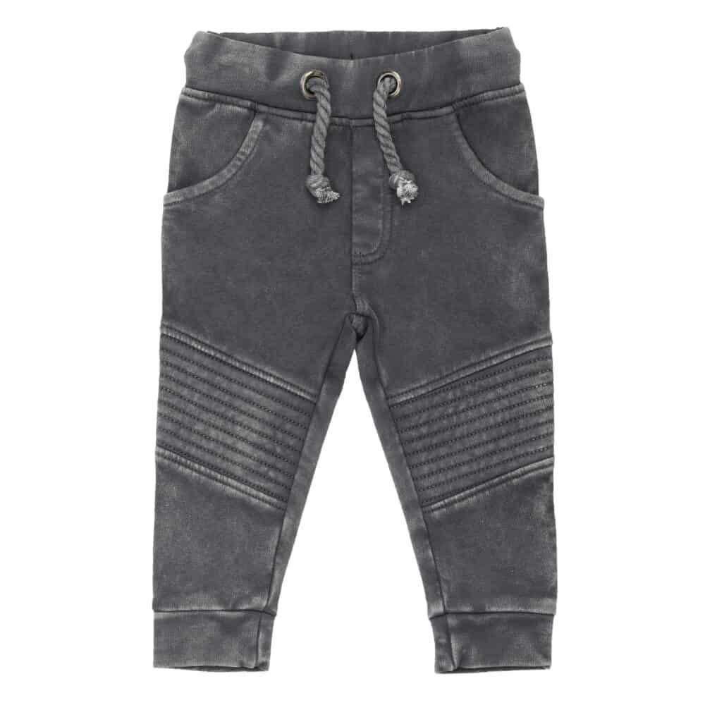 Ducky Beau pants grey wash