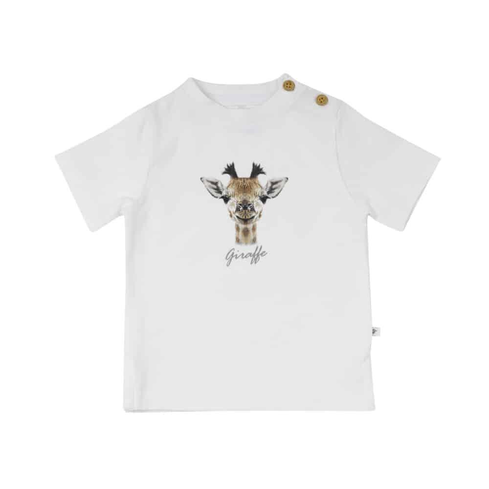Ducky Beau shirt bright white