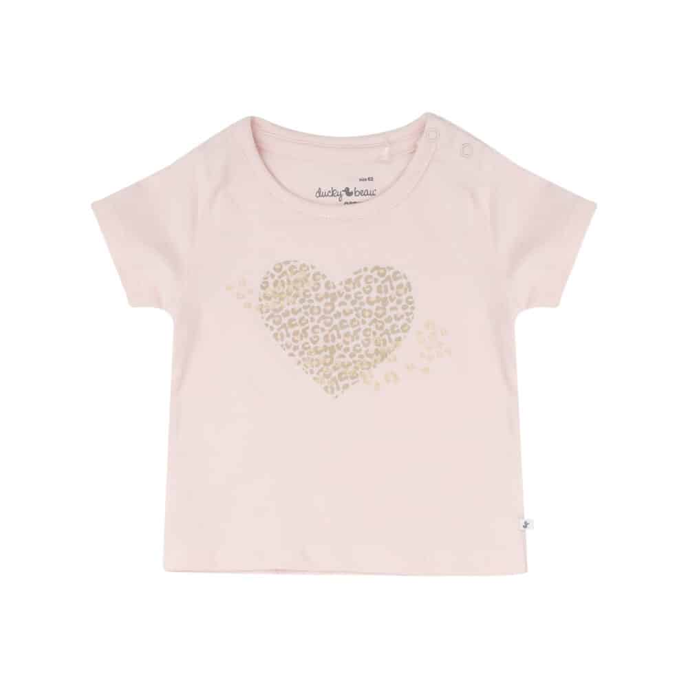 Ducky Beau shirt veiled rose
