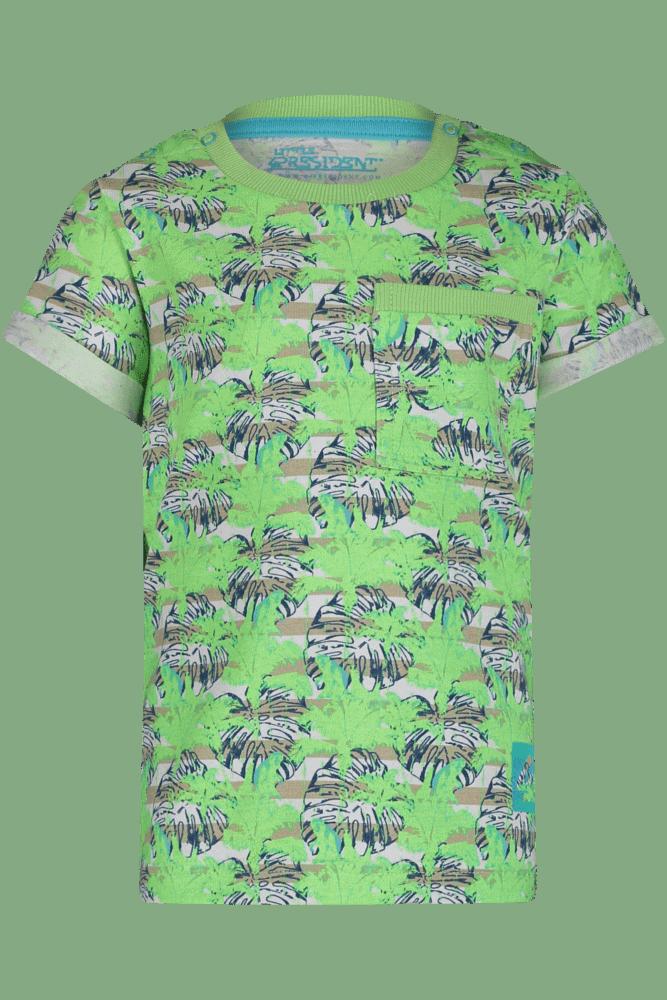 4President shirt Ives