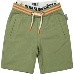 Vinrose short oil green ff