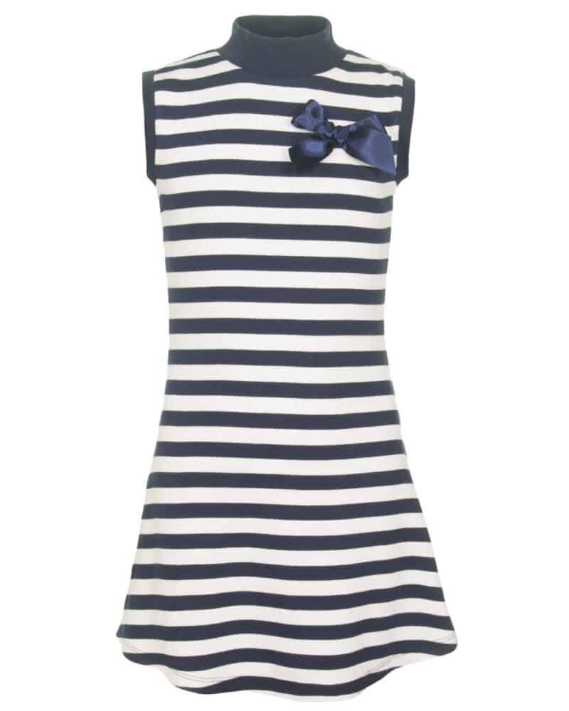 Bobbi Ravioli dress Lara blue