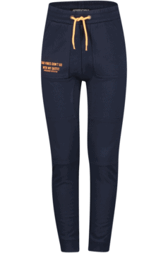 4President pants Ned navy blue