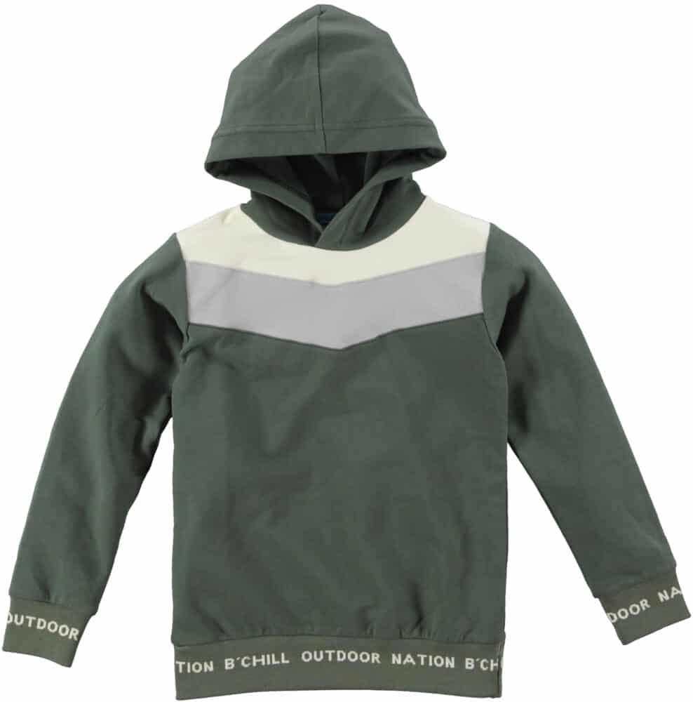 B'Chill hoodie Giel