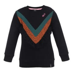 Beebielove sweater V kroezel