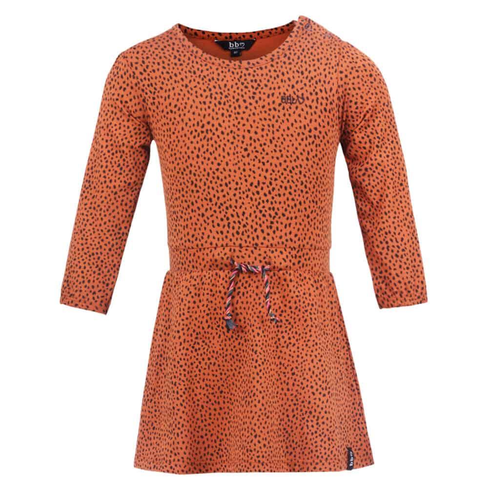 Beebielove dress panterprint