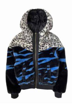 Topitm jacket Anna reversible