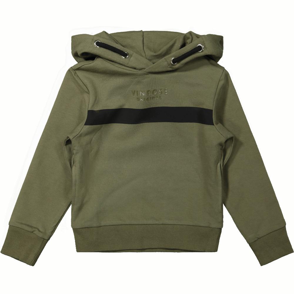 Vinrose sweater Dusty Olive