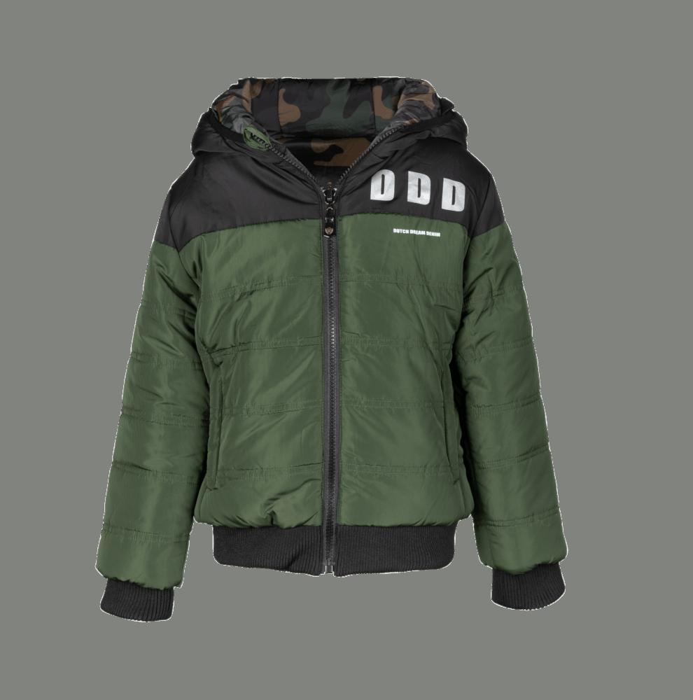 Dutch Dream Denim jacket Askari