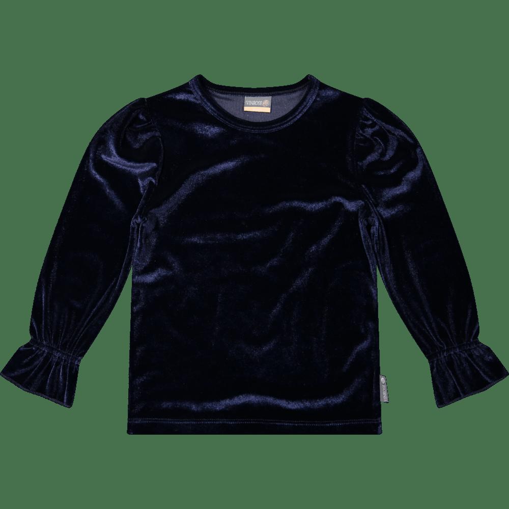 Vinrose longsleeve dark navy