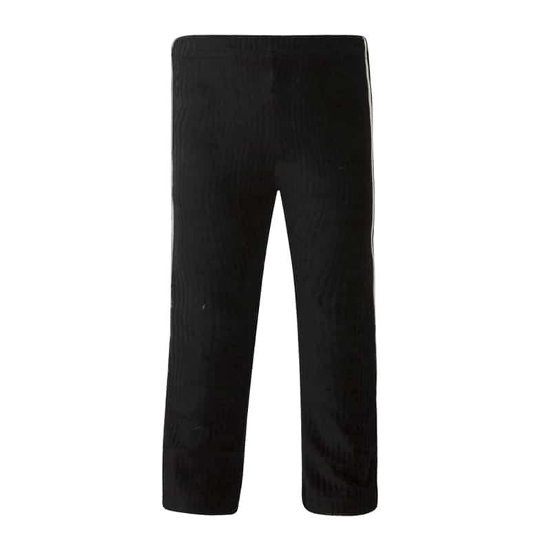 Kiezeltje flared pants black