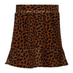 Kiezeltje skirt brown spots