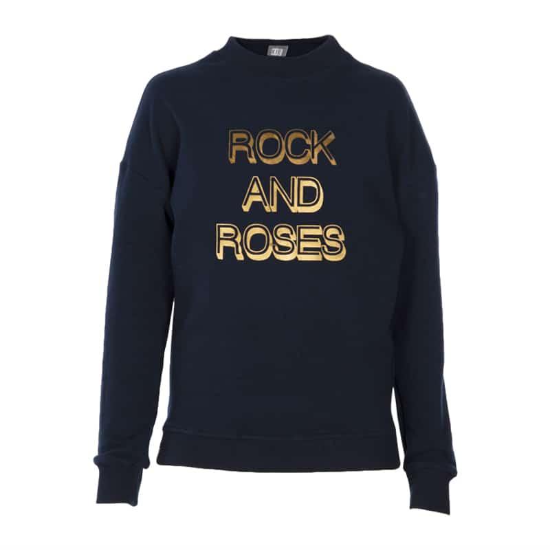KIEstone sweater dark blue