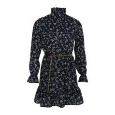 KIEstone dress leaves