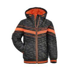 Legends22 jacket goen/oranje