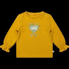 Ducky Beau longsleeve Golden yellow
